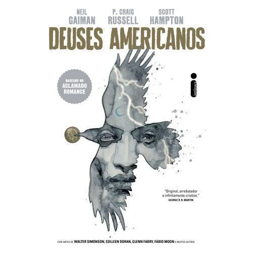 Tudo sobre 'Deuses Americanos Sombras (graphic Novel, Vol. 1) - 1ª Ed.'