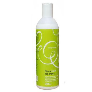 Deva Curl Higienizador Condicionante Sem Espuma No-Poo - Condicionador Limpante 355ml