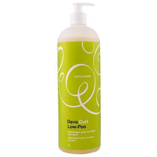 Deva Curl Low-Poo Shampoo 1 Litro