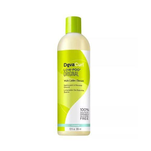 Deva Curl Low-poo Shampoo 355ml