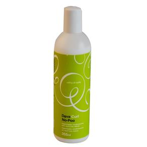 Deva Curl no Poo Shampoo - 1000ml - 355ml