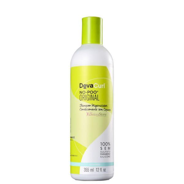 Deva Curl No-Poo - Shampoo - 355ml