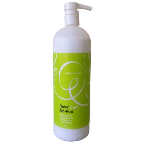 Deva Curl No-Poo Shampoo Cremoso 1 Litro