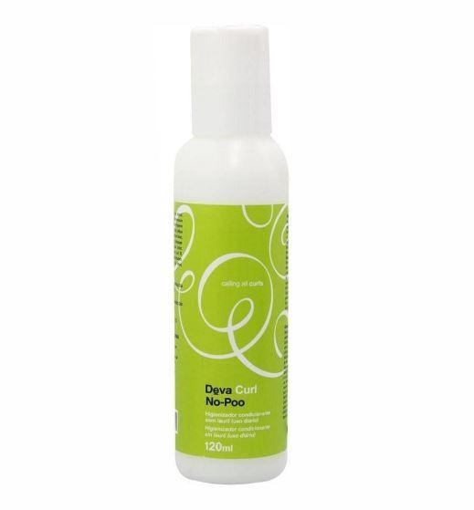 Deva Curl No-Poo Shampoo Cremoso 120 Ml