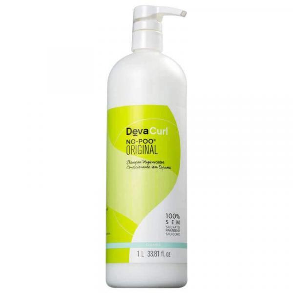 Deva Curl No-Poo 1000ml Higienizador Condicionante