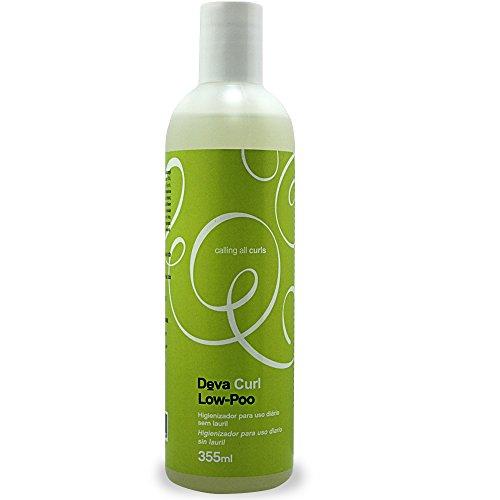 Deva Curl Shampoo Low-poo - 1 LITRO