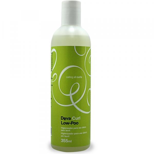 Deva Curl Shampoo Low-poo