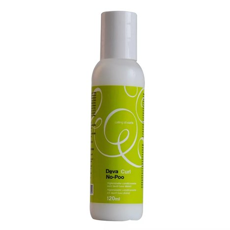 Deva Curl Shampoo No-Poo 120Ml