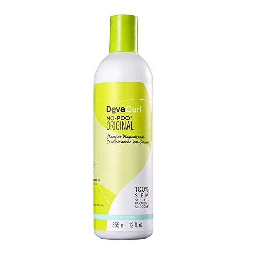 Deva Curl Shampoo No-Poo 355ML
