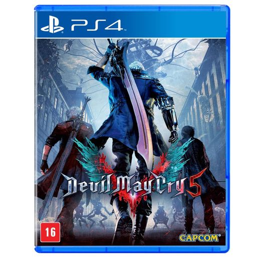 Tudo sobre 'Devil May Cry V - Ps4'