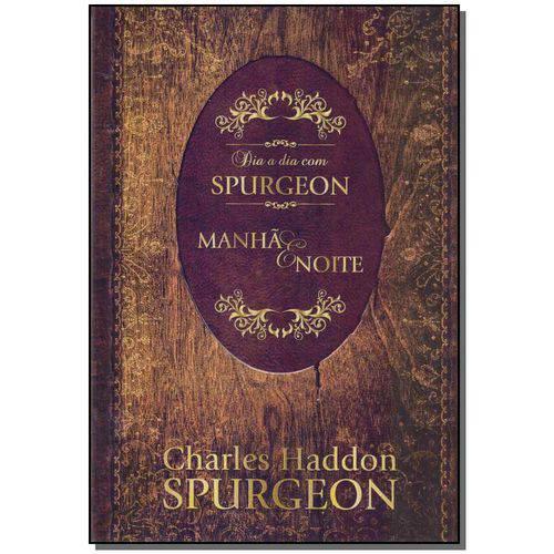 Tudo sobre 'Dia a Dia com Spurgeon - Letra Grande -'