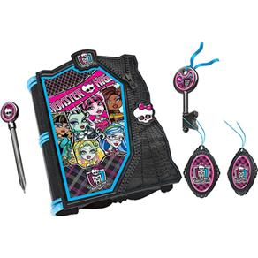 Tudo sobre 'Diario da Monster High Mhdm1'
