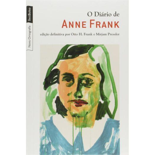 Tudo sobre 'Diario de Anne Frank, o - Best Bolso'
