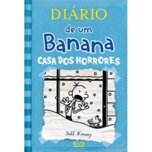 Tudo sobre 'Diario de um Banana 6 - Vergara e Riba'