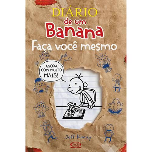 Tudo sobre 'Diário de um Banana: Faça Você Mesmo'