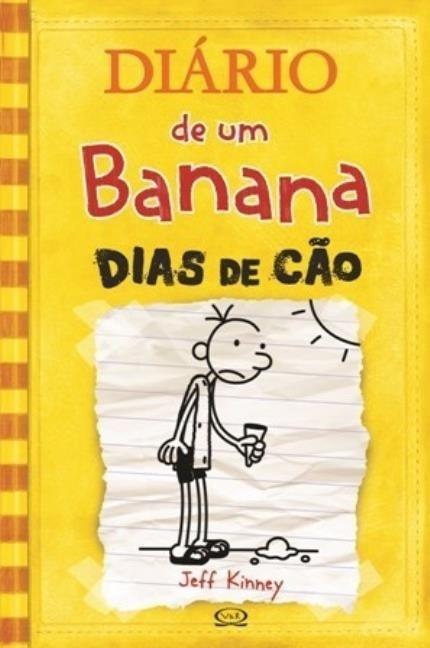 Diário de um Banana - Vol. 4 - Dias de Cão