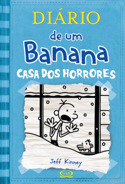 Diário de um Banana - Vol. 6 - a Casa dos Horrores