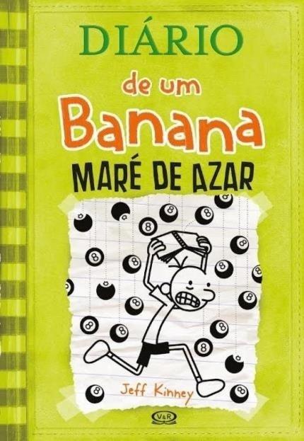 Diário de um Banana - Vol. 8 - Maré de Azar