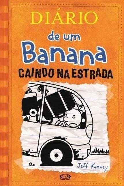 Diário de um Banana - Vol. 9 - Caindo na Estrada