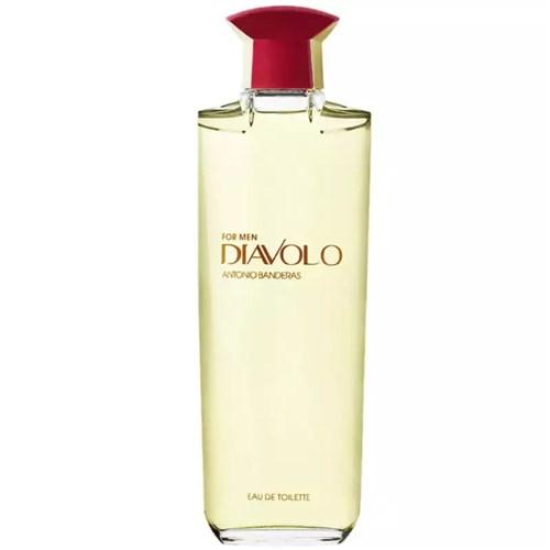 Diavolo For Men Antonio Banderas - Perfume Masculino - Eau de Toilette (50ml)