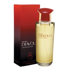 Perfume Diavolo For Men Eau de Toilette Antonio Banderas - Masculino 100ml