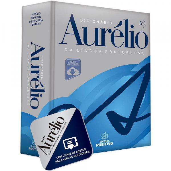 Dicionario Aurelio com Acesso Digital - Positivo - 1