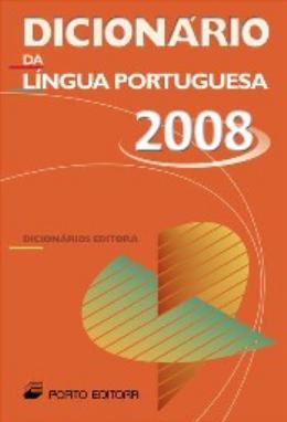 Dicionario da Lingua Portuguesa - por - Porto