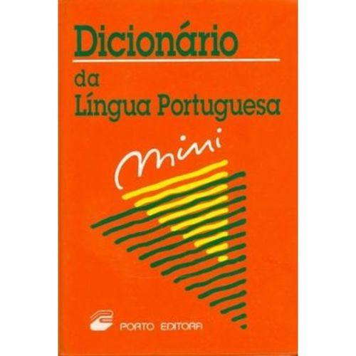 Dicionario Mini Lingua Portuguesa