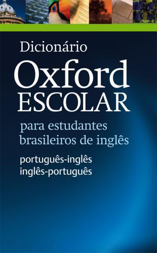 Dicionario Oxford Escolar - Oxford - 1