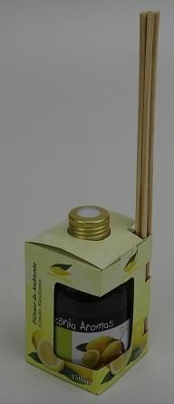 Tudo sobre 'Difusor de Aroma 250Ml Limao Siciliano (Cx-N)125892'