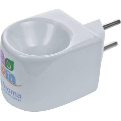 Difusor Elétrico de Porcelana Via Aroma