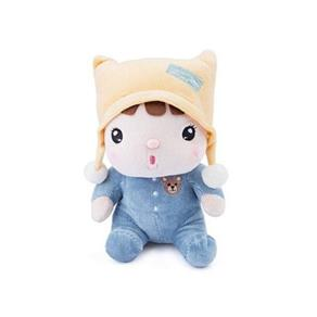 Boneca Metoo Sweet Candy Baby Azul