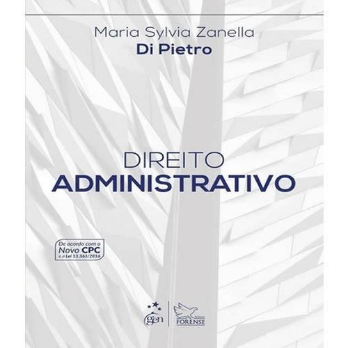 Direito Administrativo - 30 Ed