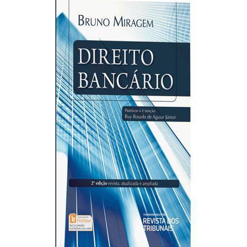 Tudo sobre 'Direito Bancario'