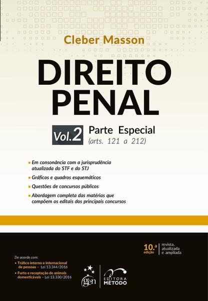 Direito Penal - Parte Especial, V.2 - Metodo