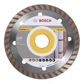 Disco Bosch Diamantado Turbo Universal 2608602713000 - Prata