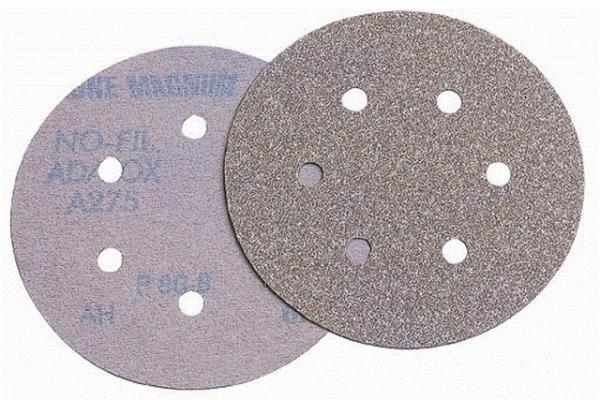 Disco de Lixa 152mm GR120 A-275 - Norton