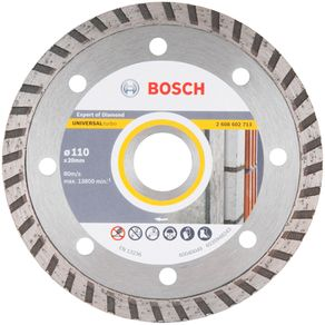 Disco Diamantado Turbo Marm/Gran/Pd 2608602713 Bosch