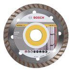Disco Diamantado Universal Turbo 110mm X 20mm - Bosch
