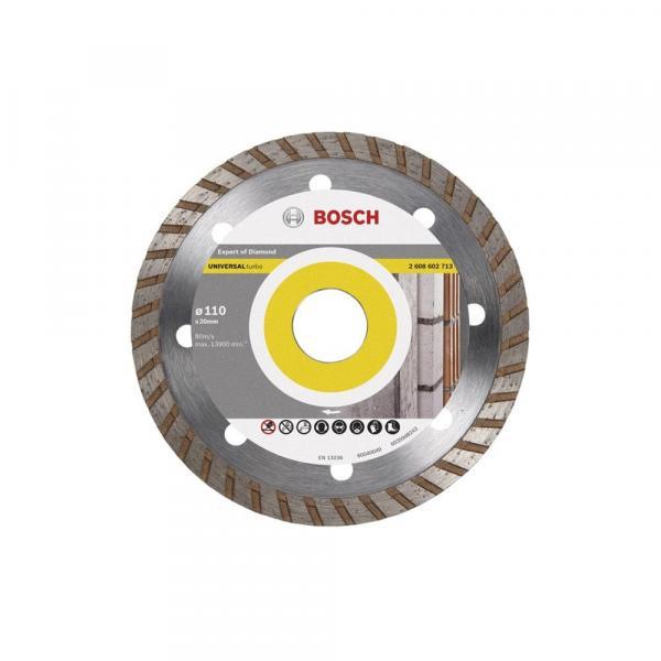 Disco Diamantado Up Turbo 110x20mm - Bosch