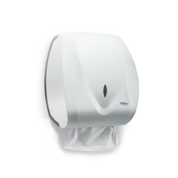 Dispenser de Papel Toalha Premisse Velox Branco