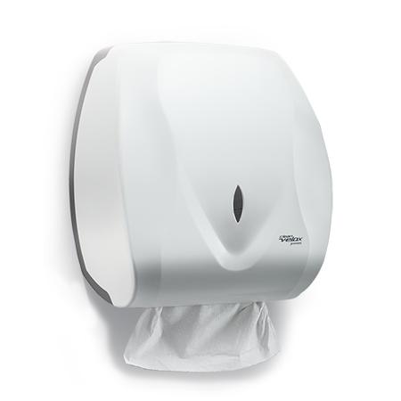 Dispenser P/ Papel Toalha Interfolhas 2 ou 3 Dobras Premisse