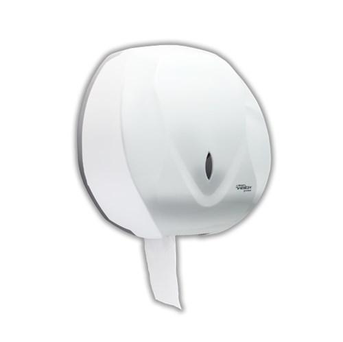 Dispenser para Papel Higiênico Rolo Plástico Velox Premisse