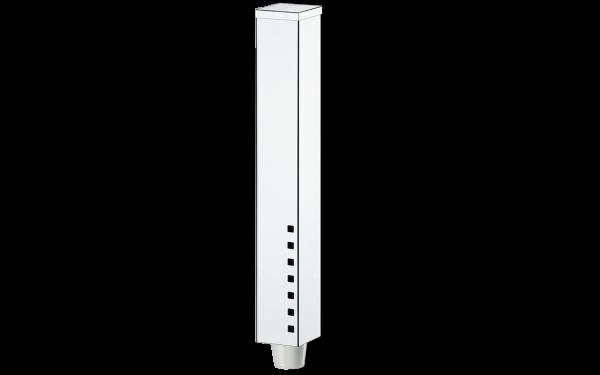 Dispenser Quadrado para Copos de Café 5,5 X 40 Cm Brinox