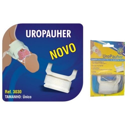 Tudo sobre 'Dispositivo para Incontinencia Urinaria Uropauher'