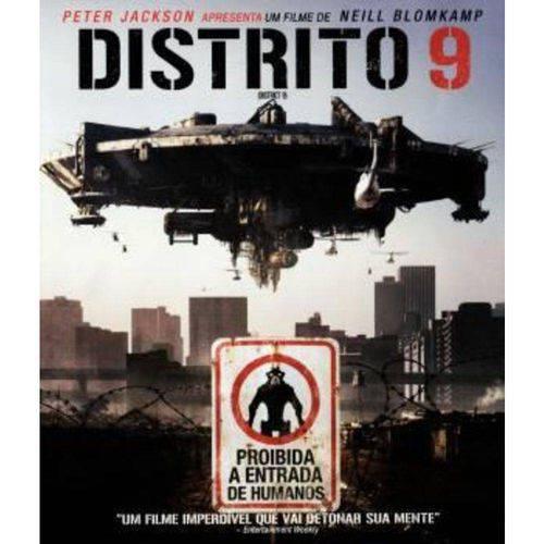 Tudo sobre 'Distrito 9'