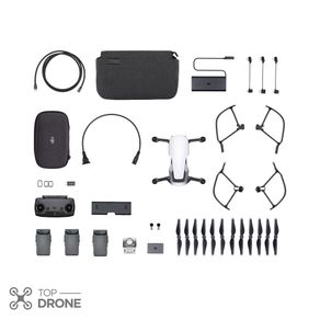DJI Mavic Air Artic White Fly More Combo