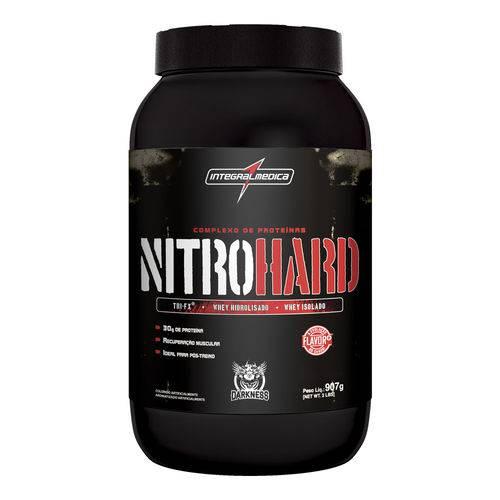 Dk Nitrohard - 907g - Integral Médica - Sabor Choclate com Amendoim