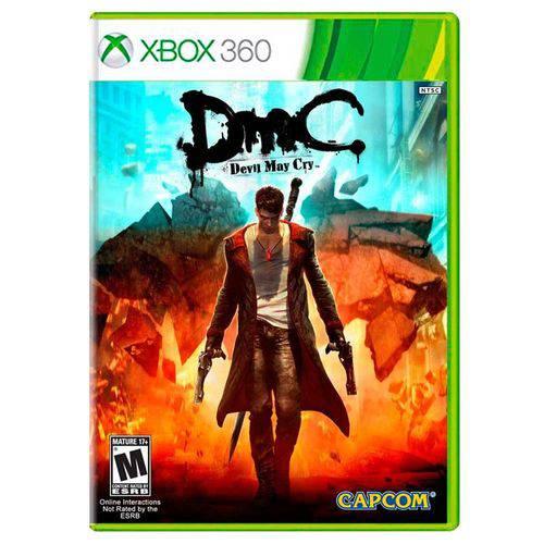 Tudo sobre 'Dmc Devil May Cry X360'
