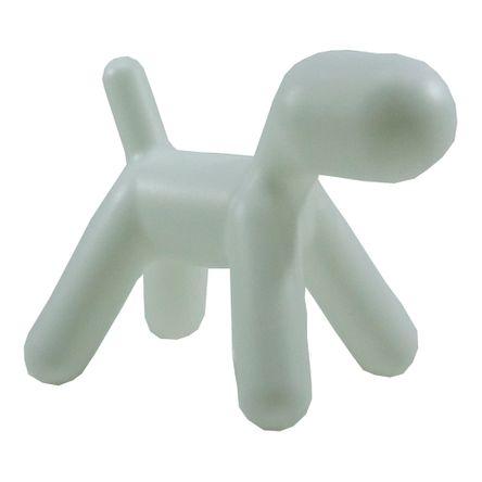 Tudo sobre 'Dog Kids Charles Eames Branco Byartdesign'